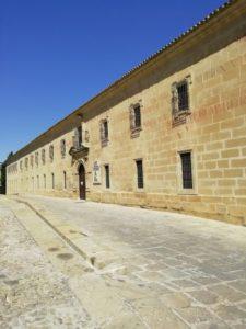 Seminario Baeza 2 pq 225x300 - El Antiguo Seminario de San Felipe Neri de Baeza