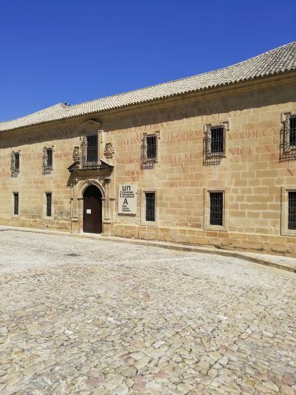 Seminario Baeza 3 peq - El Antiguo Seminario de San Felipe Neri de Baeza