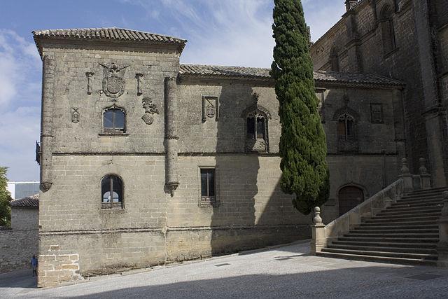 casas baeza - Las Casas Consistoriales Altas