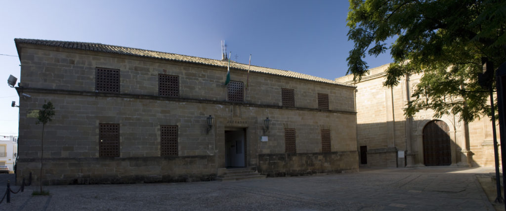 carcel del obispo de ubeda 1024x427 - La cárcel del Obispo